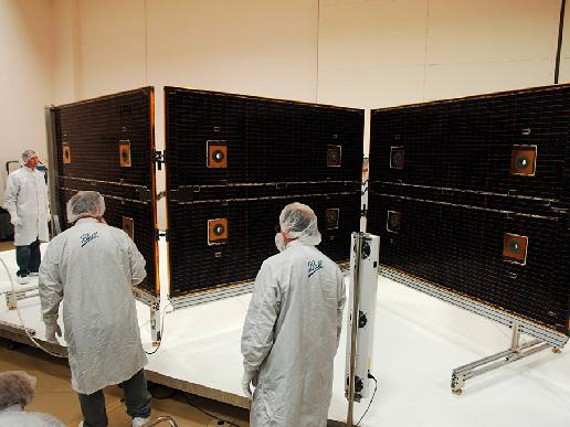 Electro Magnetic Interference testing of the S-NPP Satellite at the Ball Aerospace facility